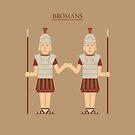 Bromans by Teo Zirinis
