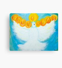 The Light of Peace Canvas Print