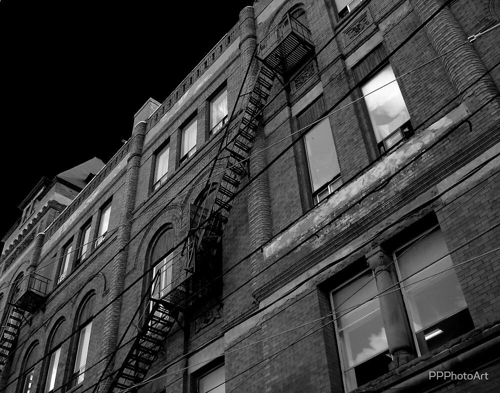 Broadview Hotel by PPPhotoArt