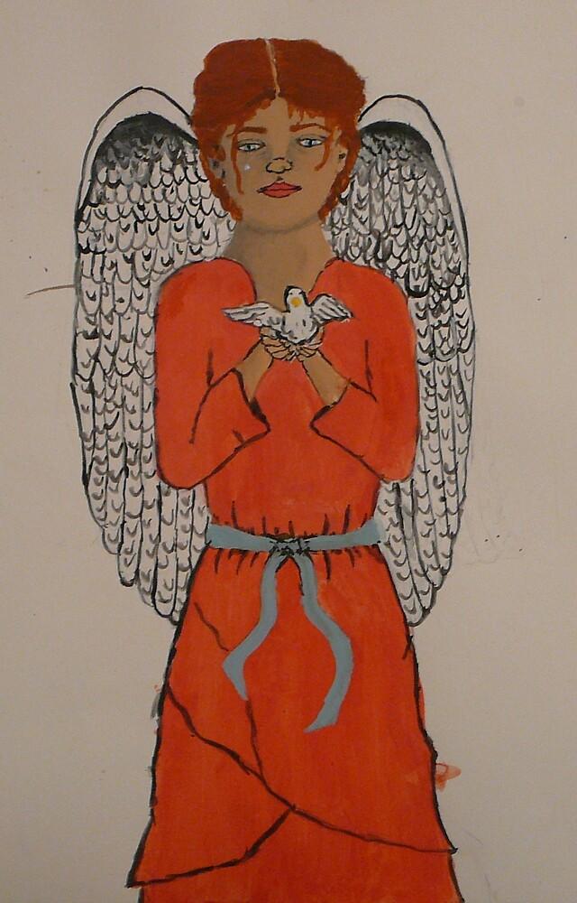 Angel of Peace by sara2442