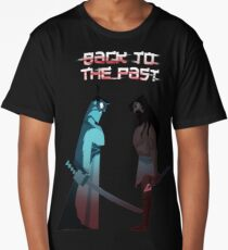 Samurai Jack- New and Old- Back to the Past Long T-Shirt