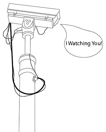 CCTV by Kayleigh Sparks