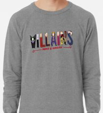Villains Lightweight Sweatshirt