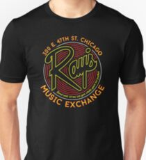 Rays Music Exchange - Bend Over Shake-Variante Slim Fit T-Shirt