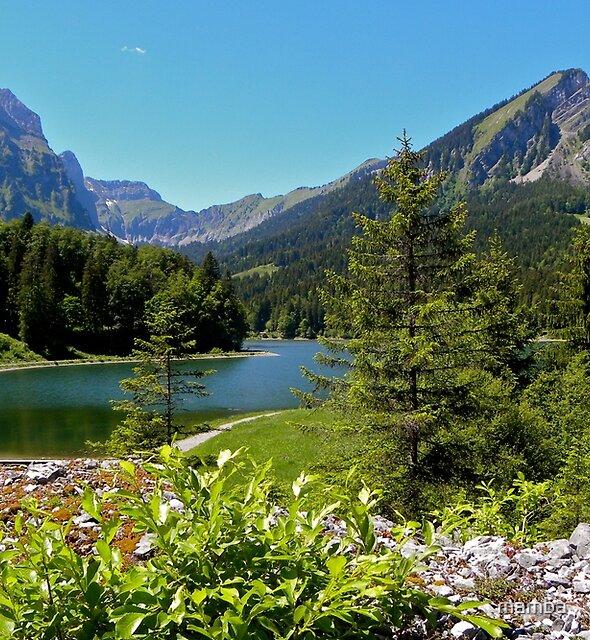 My favourite secret Swiss Lake von mamba