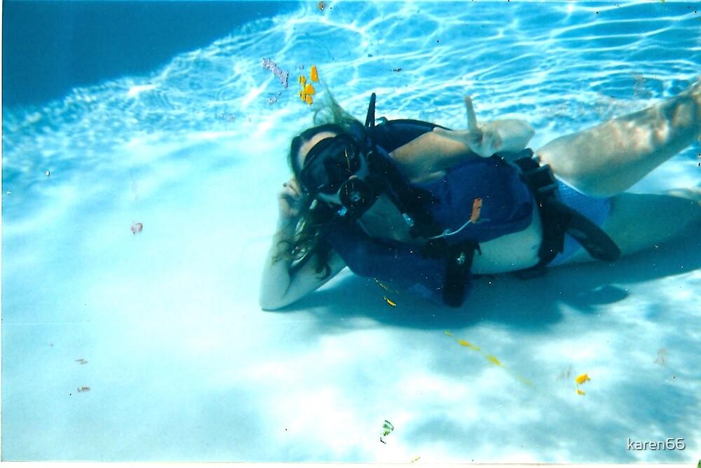 I need a scuba break! by karen66