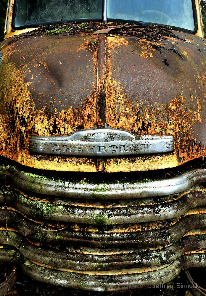 Call me Rusty by Jeffrey  Sinnock