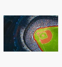 Toronto Blue Jays Sky Dome Baseball Stadium Photographic Print