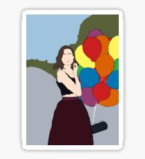 Dodie and Balloons Sticker