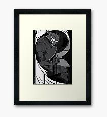 Old Times - Archangel Framed Print
