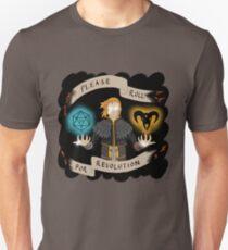 Roll For Revolution Unisex T-Shirt