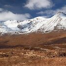 Torridon Panorama by Grant Glendinning