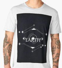 Earth Men's Premium T-Shirt