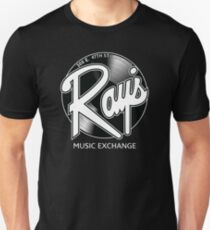 Ray's Music Exchange - Straight Logo Unisex T-Shirt