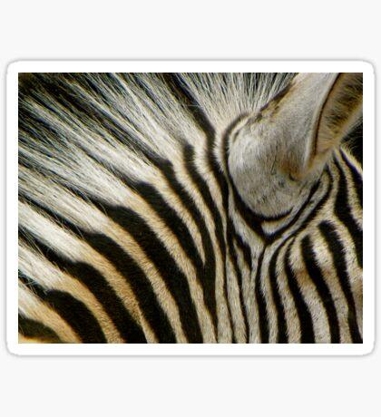 Stripes Sticker