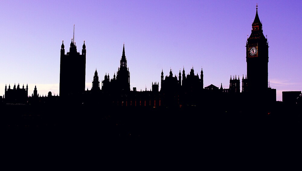 London Baby! by Oli Johnson