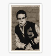 I Only Have Eyes For You - James Stanley - BtVS Sticker