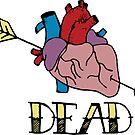 DeadAtHeart by DeHuibie