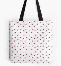 Random Polkadots Tote Bag