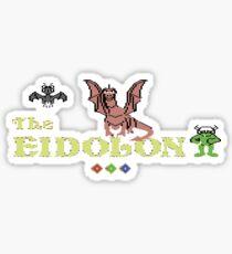 Gaming [C64] - The Eidolon Sticker