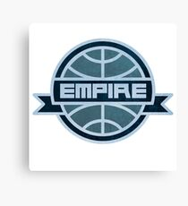 EMPIRE Canvas Print