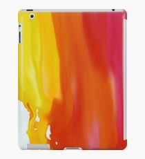 Alcohol Ink Abstract 3 iPad Case/Skin