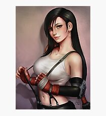 Tifa Photographic Print