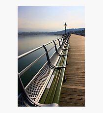 Bangor Pier, North Wales Photographic Print