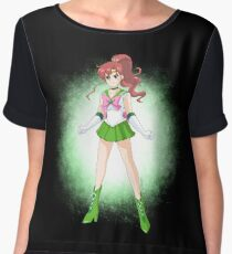 Sailor Jupiter Chiffon Top