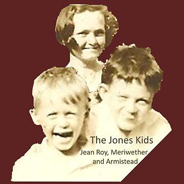 The Jones Kids by ATJones