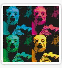 Corey Taylor - Collage Sticker