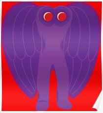 The Mothman Poster