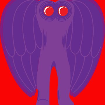 The Mothman by danbru44