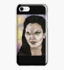 Becoming, Part One - Drusilla - BtVS iPhone Case/Skin