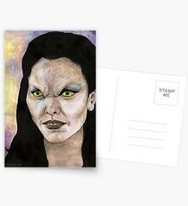 Becoming, Part One - Drusilla - BtVS Postcards