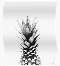 Pineapple print, Tropical, Scandinavian print, Scandinavian, Nordic, Trendy print, Styled, Scandinavian art, Modern art, Wall art, Print, Minimalistic, Modern Poster