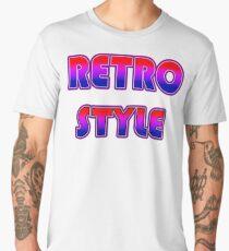 RETRO STYLE Men's Premium T-Shirt