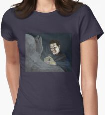 Becoming, Part Two - Angelus - BtVS Womens Fitted T-Shirt