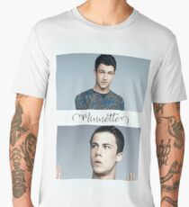 dylan minnette Men's Premium T-Shirt