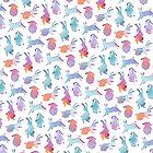 Bun pattern by abbilaura