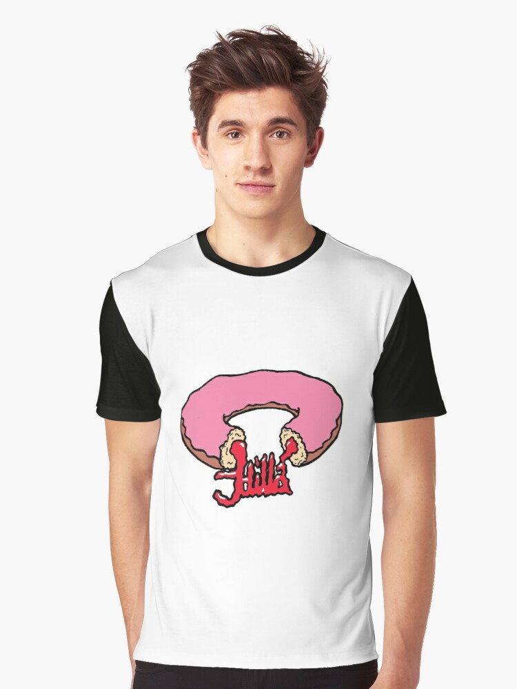 Jam Dilla © Graphic T-Shirt Front