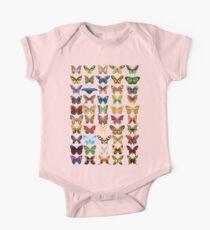 Butterflies One Piece - Short Sleeve