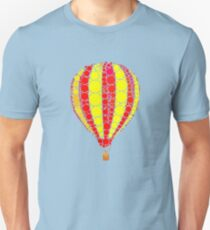 The Hot Air Ballon Unisex T-Shirt