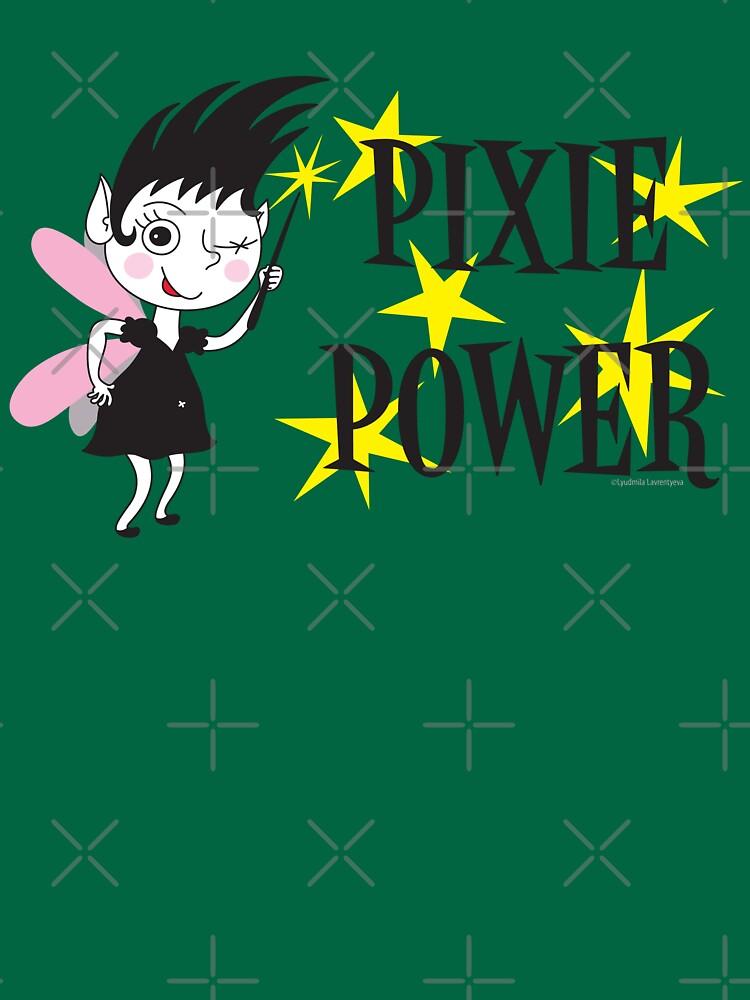 Pixie Power by Lyuda