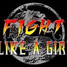 Fight like a girl...Mortal Kombat by HomicidalHugz