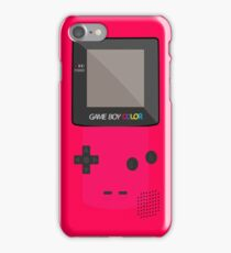 Gameboy cover - iPhone version iPhone Case/Skin