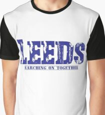Leeds United Graphic T-Shirt