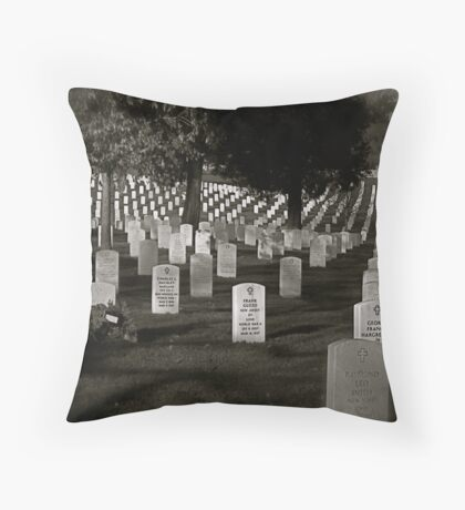 We Can Never Forget Throw Pillow