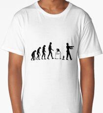 Evolution Zombie Long T-Shirt