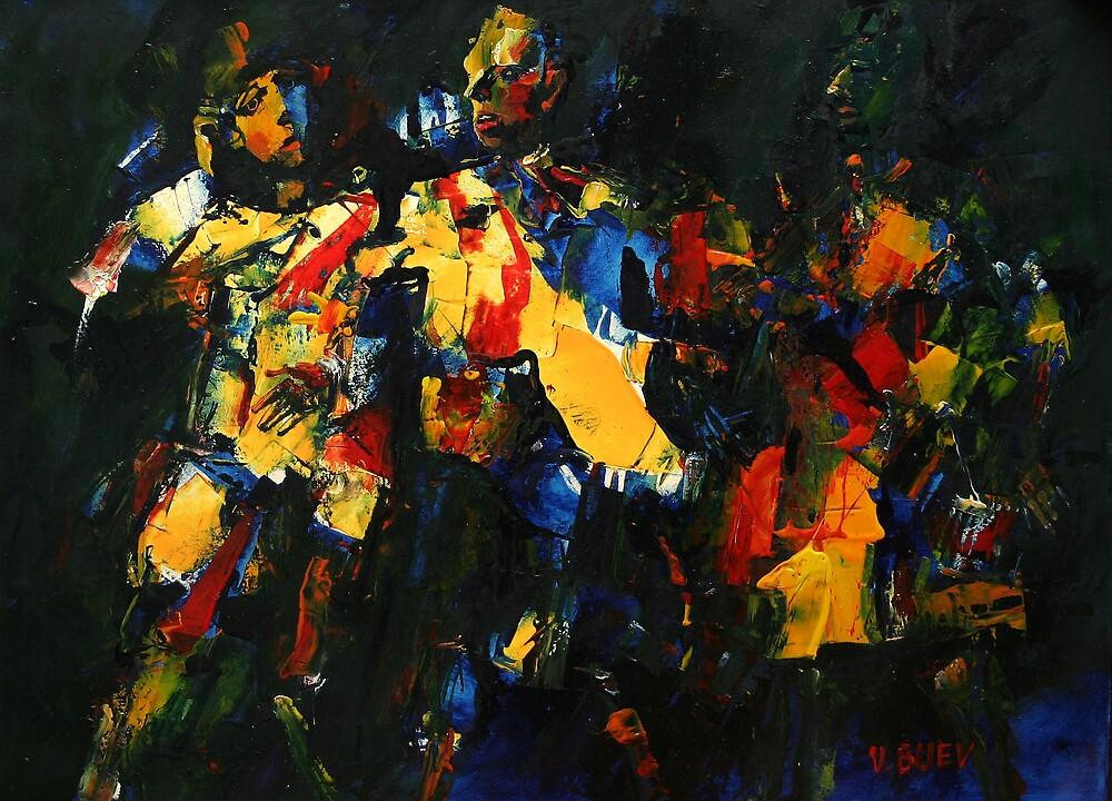 Leaders by Valeriu Buev